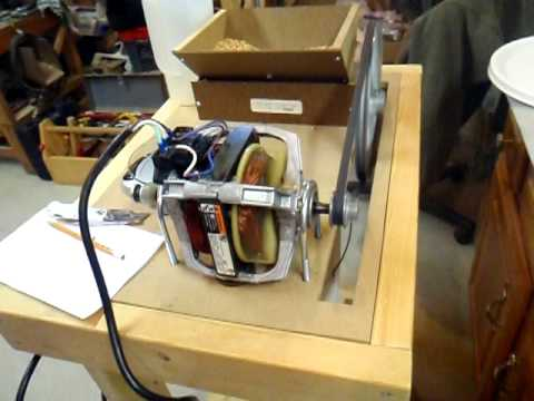 motorized homebrew grain mill youtube. Black Bedroom Furniture Sets. Home Design Ideas