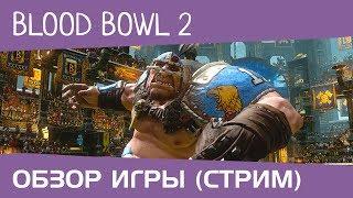Blood Bowl 2 (стрим, обзор игры)