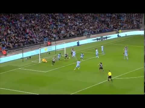 Manchester City 0 – 2 Newcastle - Capital One Cup - 29.10.2014