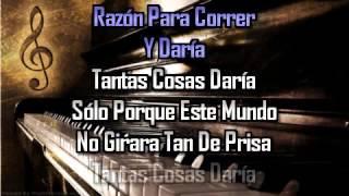 karaoke Daria La Quinta Estacion
