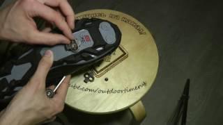 видео Велообувь