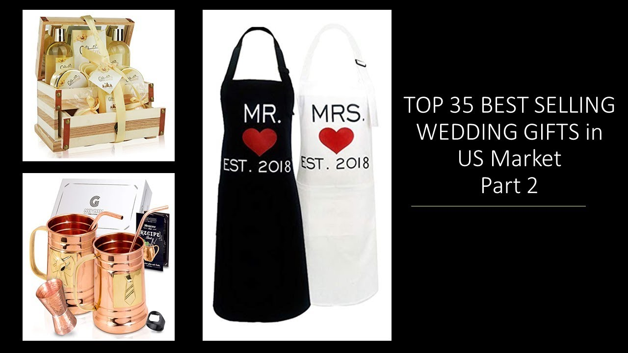 Wedding Gifts Usa: Top 35 Wedding Gifts For Couples: Best Selling Gift Ideas