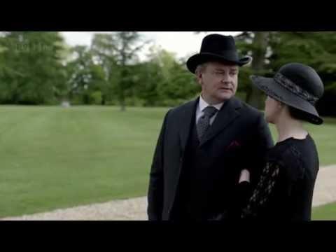 I will follow you - Robert and Cora Crawley