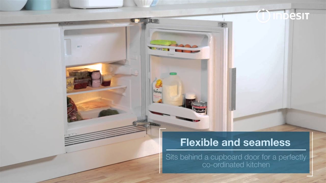 Indesit Intsz1612 Integrated Undercounter Fridge