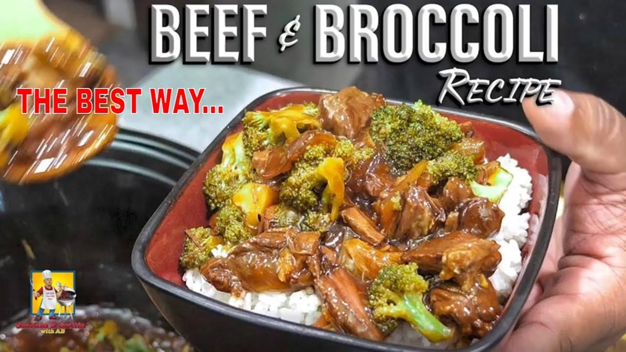 Beef And Broccoli Recipes Crockpot Recipes Best Homemade Recipes Youtube