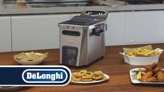 De'Longhi Livenza Deep Fryer Product Overview