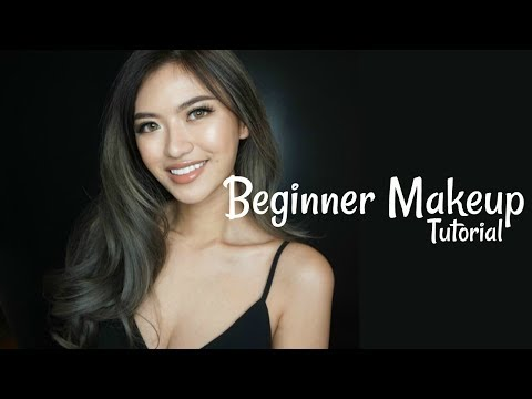 Drugstore Beginner Makeup Tutorial Ft. LAMICA (Bahasa Indonesia)