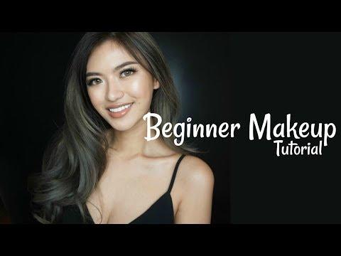 Drugstore Beginner Makeup Tutorial Ft. LAMICA (Bahasa Indonesia)