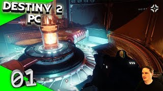 Destiny 2 - #01 - Die PC Version ist da! [Let