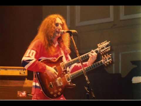 Ken Hensley Uriah Heep-Fortune 1973 - YouTube