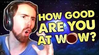 Asmongold Takes The General Wow Knowledge Quiz