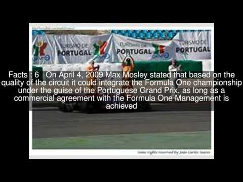 The circuit of Algarve International Circuit Top 12 Facts