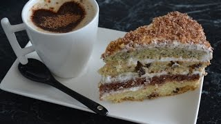 Домашний торт. Рецепт вкусного, воздушного торта