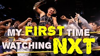 MY FIRST AND LAST TIME WATCHING NXT, NXT SUCKS EVEN MORE THAN I REALIZED!! NXT 12-18-19 REVIEW!!!!!!