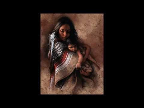 """Navajo Lullaby: """"Shii Na-Sha"""" By Julia Begaye"""