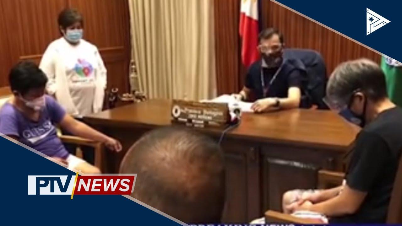 Download 3 arestado dahil sa pag-abandona sa isang lola sa ilalim ng tulay sa Maynila