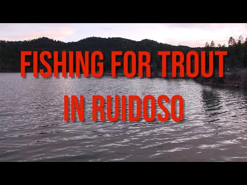 Fishing For Trout In Ruidoso