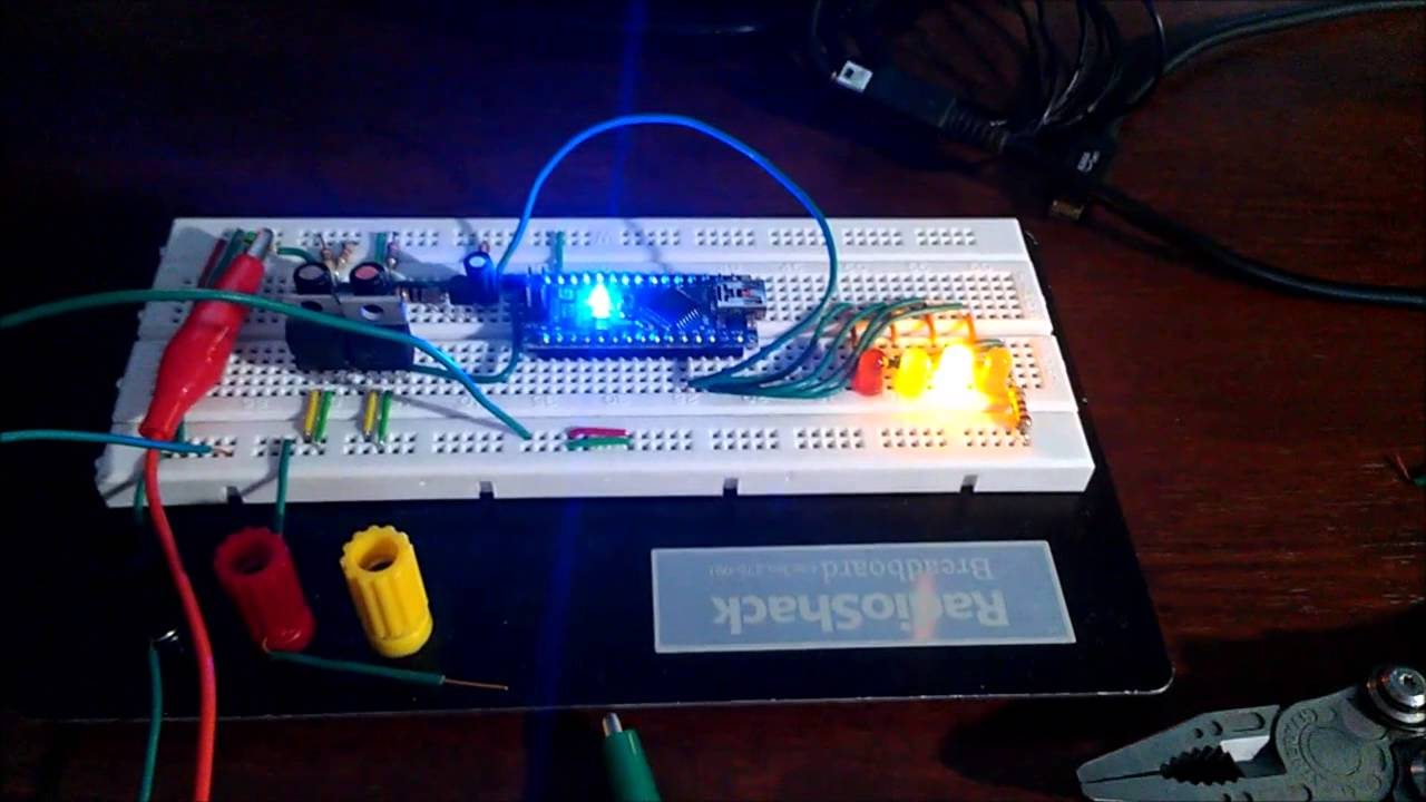Arduino frequency sweep youtube