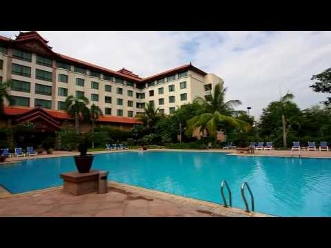 Sedona Hotel Mandalay - Myanmar (Burma) - Hotel Video Guide