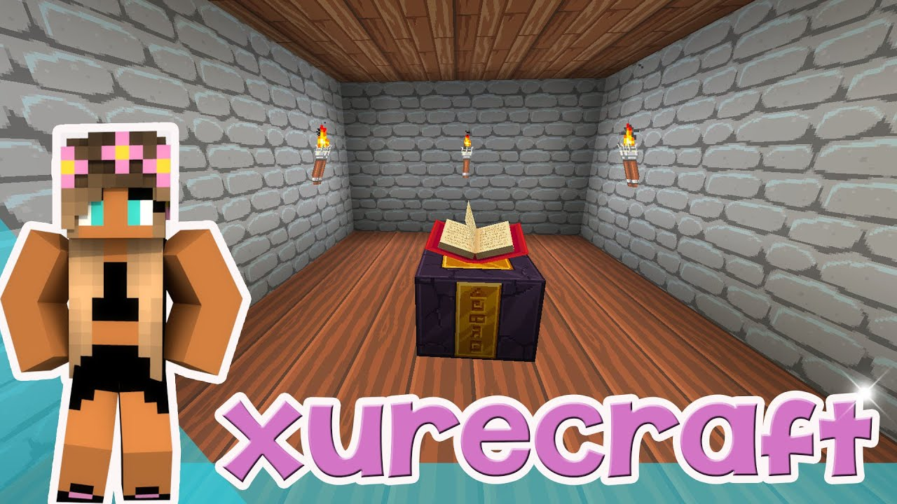 how to make an enchantment room