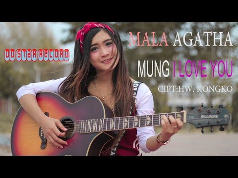 Mala Agatha - Mung I Love You [OFFICIAL]