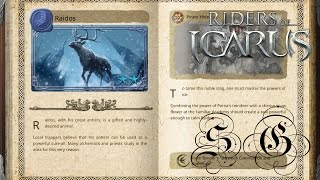 Riders Of Icarus - Taming The Noble Stag Raidos