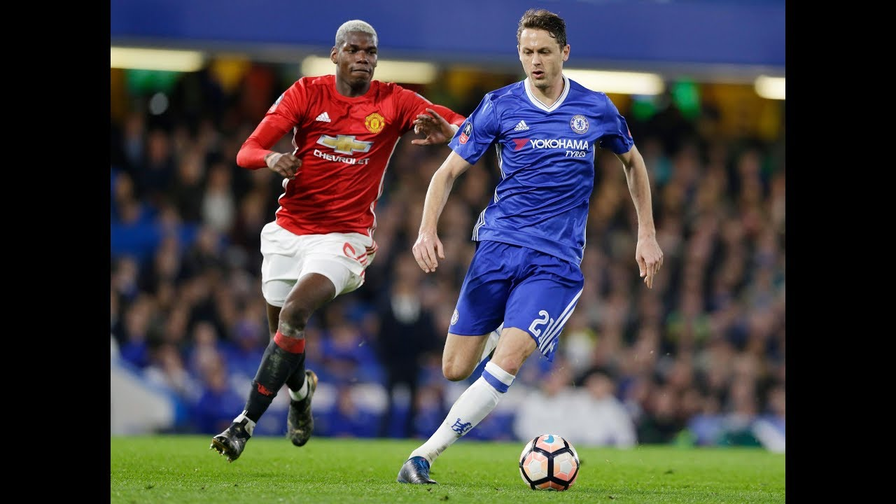MU Appear To Have Signed Nemanja Matic As Picture Emerges