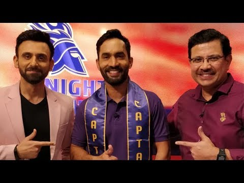 Knight Club Special Episode - Dinesh Karthik Is The New KKR Skipper