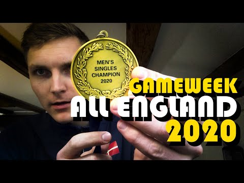 I DID IT! - All England 2020
