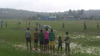 Mud Football - Kaippancheri Resorts