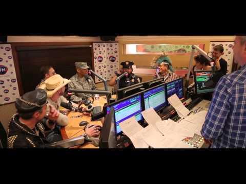 Les Village People en Interview dans le Le Meilleur Des Réveils sur RFM!