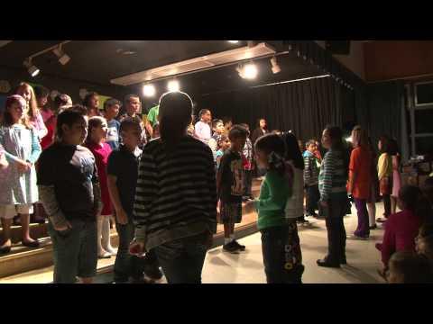 La Patera Elementary School Winter Sing 2013 - 3rd grade