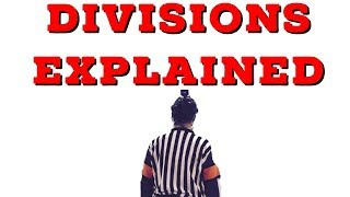 Divisions Explained - Hey Stripes! The Micd Up GoPro Hockey Refcam - Winter 2019/20 Game