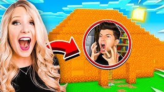 9 Ways to Prank PRESTON's Minecraft House!