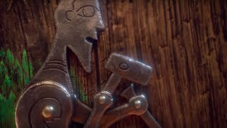 God of War Official The Lost Pages of Norse Myth: The Dead Stone Mason Trailer