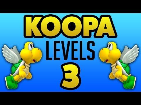 Super Mario Maker - KOOPAS Part 3! - Enemy Creation Challenge [#31]