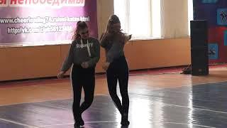 Открытый чемпионат и первенство Усть Катавского городского округа по черлидингу и чир спорту этап Ку