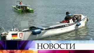 ВКалининграде стартовала «Солнечная регата».