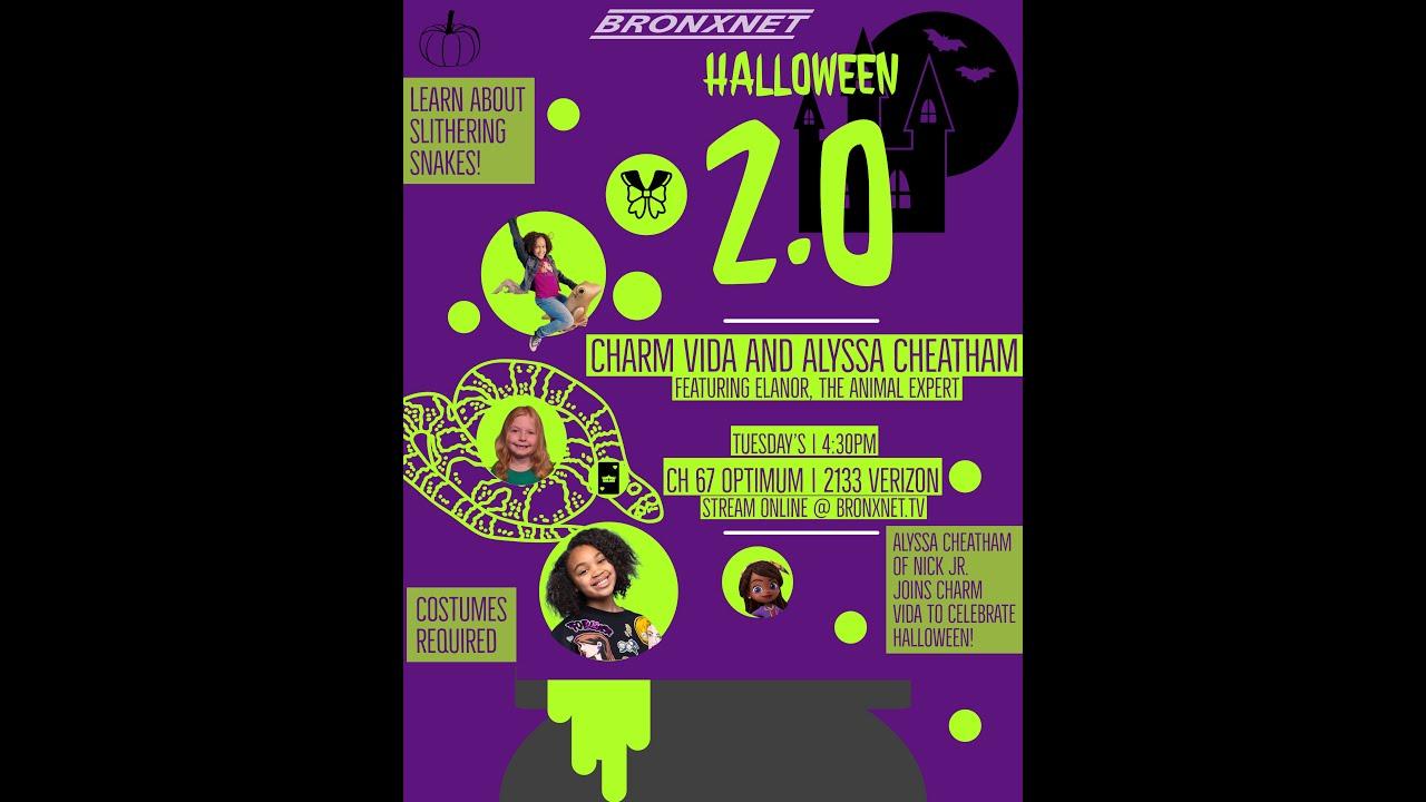 Halloween 2.O | Charm Vida and Alyssa Cheatham
