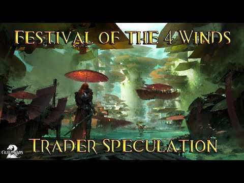 Gw2 Halloween 2020 Trader Speculation GW2] Festival of the 4 Winds   Trader Speculation! (Giveaway