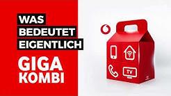 Vodafone GIGA Kombi erklärt!