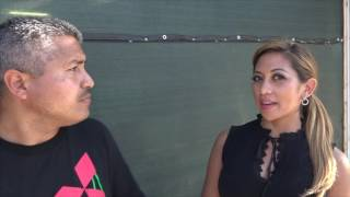 ROBERT GARCIA DISCUSSES MIKEY GARCIA TRAINING & ADRIEN BRONER WEIGHT PENALTY PLUS MIKEY'S ARRIVAL