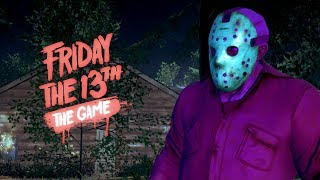 NEW UPDATE!! (Friday the 13th Game Live Gameplay)