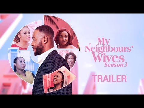 My NEIGHBOUR'S WIVES Season 3 OFFICIAL trailer [AVAILABLE NOW!!]