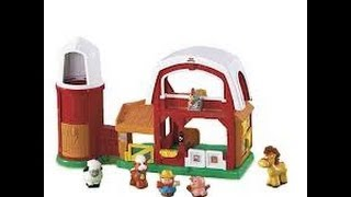 Fisher Price Little People Animal Sounds Farm - PRODUCT REVIEW