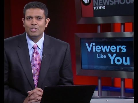 Viewers Like You|Sunday, July 27, 2014 - PBS NewsHour  - jansWuwCuz4 -
