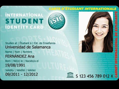 info Mandegar Isic Internacional Now - Study Carnet