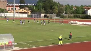 Aglianese-Vaianese Imp.Vernio 2-0 Promozione Girone A