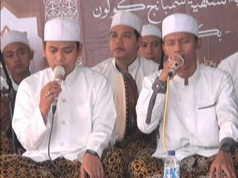 Al Munsyidin Hadzal quran