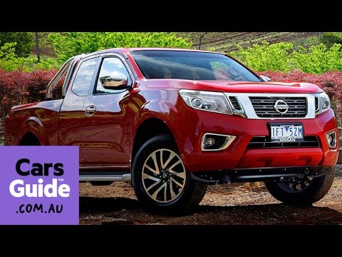 2015 np300 nissan navara king cab pickup ute video youtube. Black Bedroom Furniture Sets. Home Design Ideas